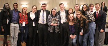 2016 TBA YLD State High School Mock Trial Championships